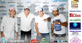 Sensation White Capanema