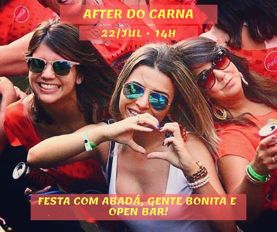 AFTER DO CARNABRAGANÇA