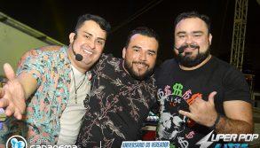 Aniversário do Vereador Pedro Paulo com Super Pop Live em Capanema
