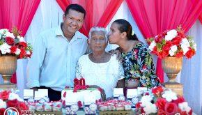 Festão de 90 anos
