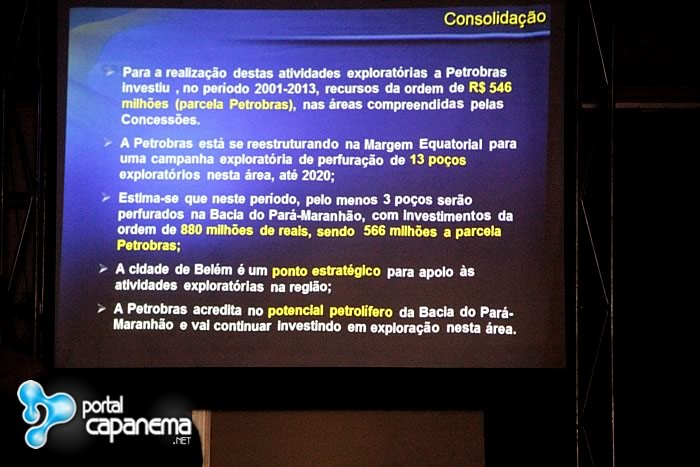 Petrobras encontra Petróleo na costa de Salinópolis