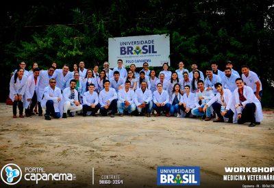 workshop universidade brasil POLO Capanema