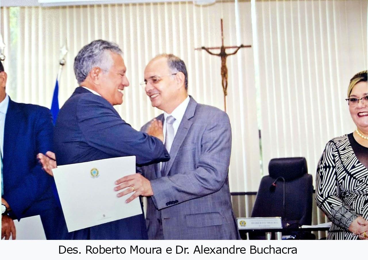 JUIZ ALEXANDRE BUCHACRA