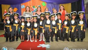 FORMATURA ABC CENTRO EDUCACIONAL SANTA RITA DE CASSIA EM CAPANEMA