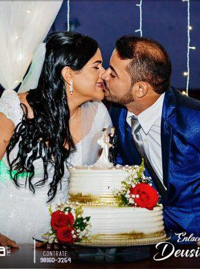 cobertura do casamento em sta luzia do pará