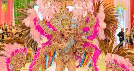 A rainha das rainhas do carnaval de capanema