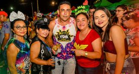 COBERTURA DA terça de carnaval em nova timboteua