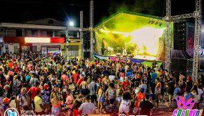 domingo de carnaval em Capanema