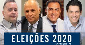 PRÉ CANDIDATOS NAS ELEIÇÕES 2020 EM CAPANEMA