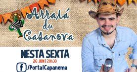 LIVE DICK CASANOVA EM CAPANEMA
