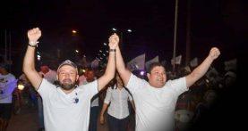 Kaka sena e Paulo Henrique
