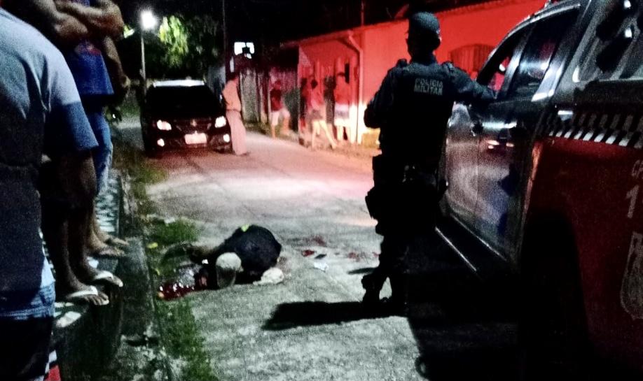 Homicídio em Capanema