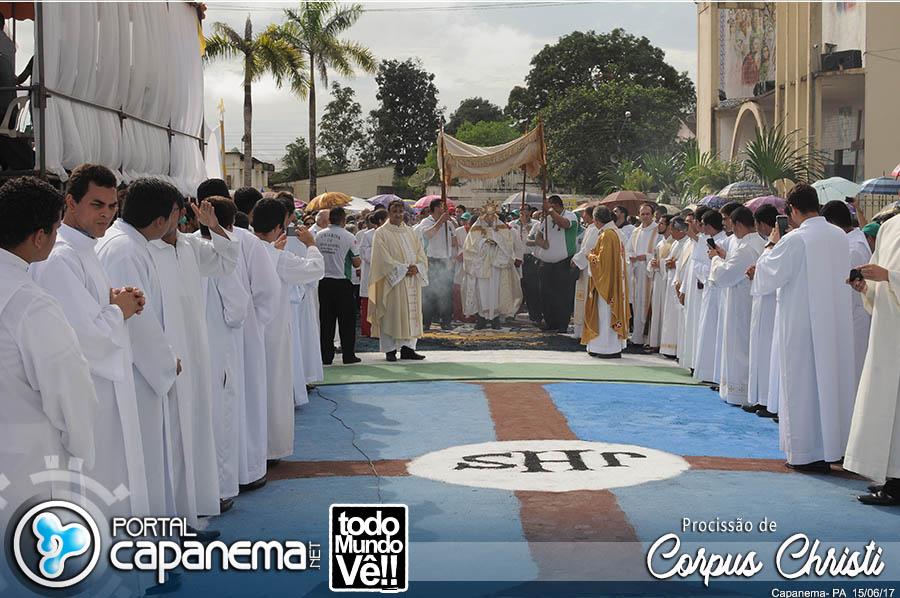Corpus Christi em Capanema