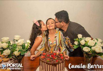 Camila Barros em nova timboteua